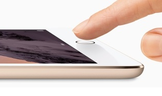 touch id ipad